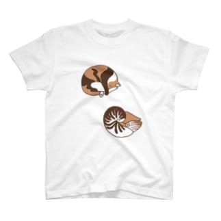 アンモニャイト T-shirts