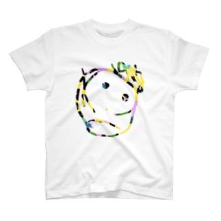 こりんカラー T-shirts
