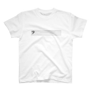 BassTシャツ T-shirts