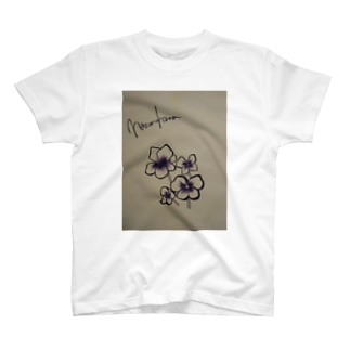 謎の花 T-shirts