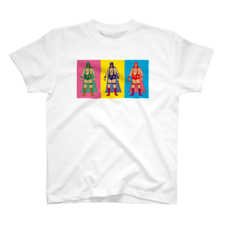 3pondSの3Ruchas T-shirts