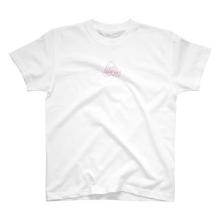 桃鴨ロゴT T-shirts