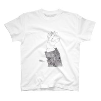 手招き T-shirts