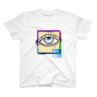 目玉 T-shirts