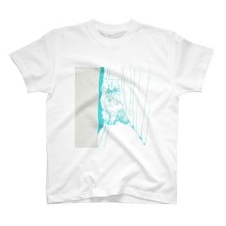 月光浴CAT T-shirts