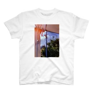 かまきりの夏 T-shirts