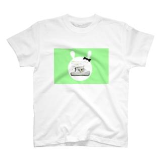 kitty time T-shirts