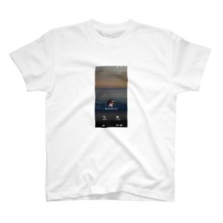 ゆうたちゃんのLINEのホーム画面tシャツ T-shirts