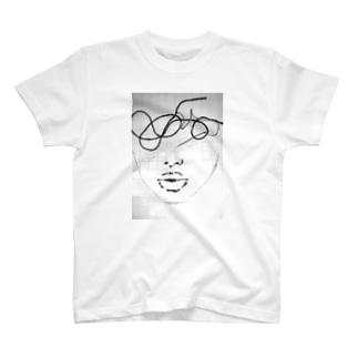 Needle girl  T-shirts