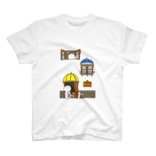メゾン・ド・白こけし T-shirts