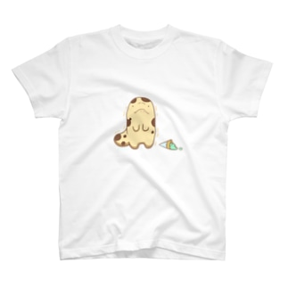 おしまいちゃん(ぴえんVer.) T-shirts