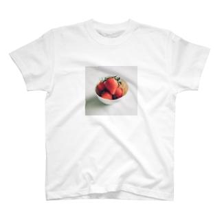 淡いちご T-shirts