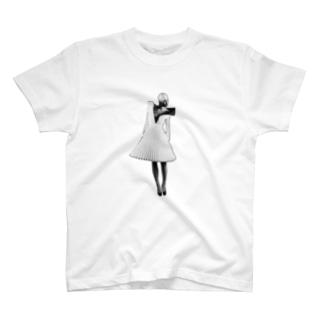 おしゃれ上級者 カジュアルな感じで T-shirts