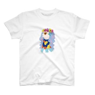 パリピアマビエ T-shirts