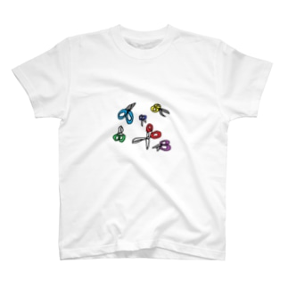 はさみまみれ2 T-shirts
