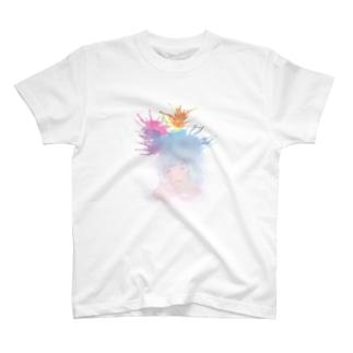 いろいろ考え事 T-shirts