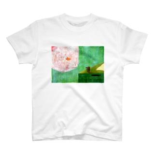 机上での会話 T-shirts