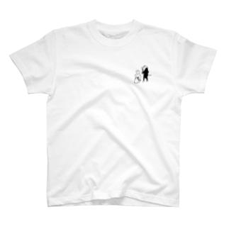 腹切りTシャツ T-shirts