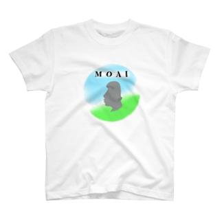 MOAI T-shirts