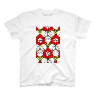 キモカワ模様 T-shirts