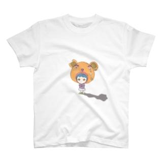 スイミースイミー 002-A T-shirts