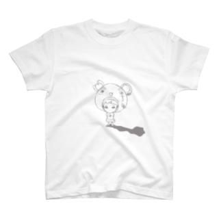 スイミースイミー 002-B T-shirts