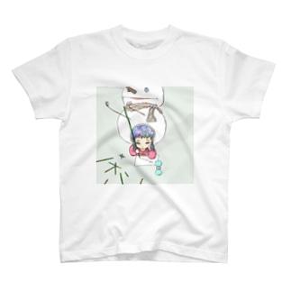 スイミースイミー 005-A T-shirts