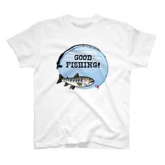ヤマメ_1_C T-Shirt