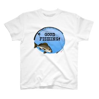 イサキ_1_C T-shirts