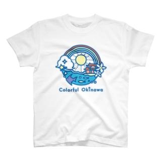 colorful_okinawa T-shirts