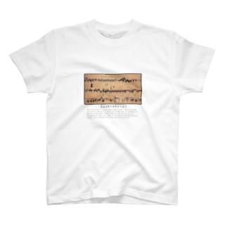 参勤交代 T-shirts