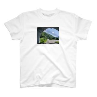 トンネルを出たら T-shirts