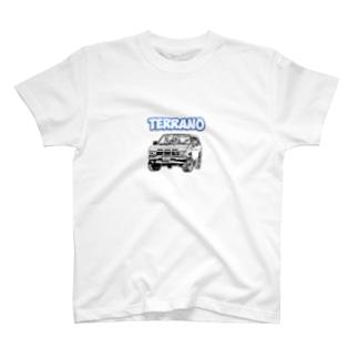 イケイケなテラノくん T-shirts