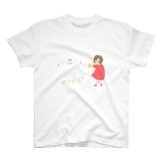 ひよ子と円ちゃん T-shirts