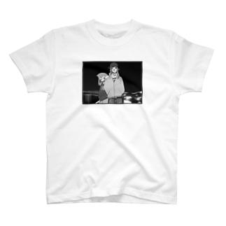 ギャング Tee T-shirts