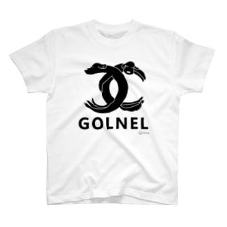 イヌリーナグッズ販売所のイヌリーナのちゃん寝るTシャツ T-shirts
