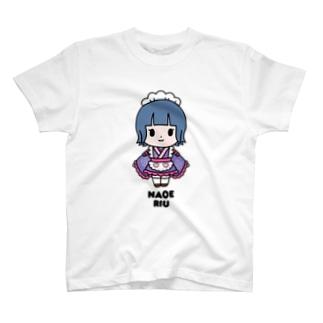 【もののぷ】直江りう T-shirts