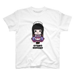 【もののぷ】大友ののこ T-shirts