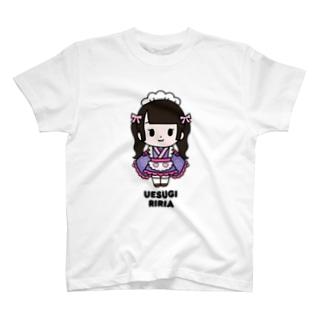 【もののぷ】上杉りりあ T-shirts