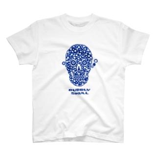 Bubbly Skull T-Shirt