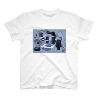 メトロポリス T-shirts