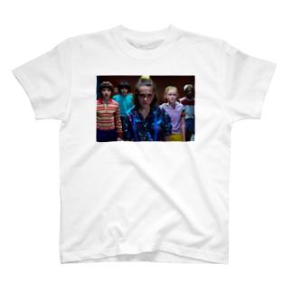 ストレンジャーシングス T-shirts