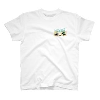 ジーーーーーーー。 T-shirts