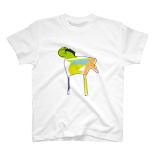 伝説の馬 T-Shirt