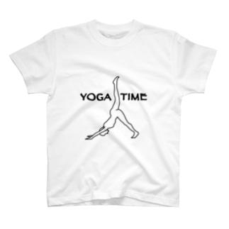 YOGA TIME T-shirts