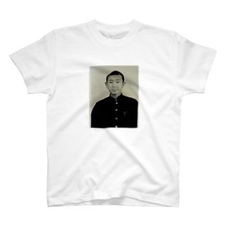 おれのじーちゃん T-shirts