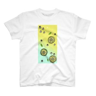 レモネードブンチョクラゲ T-shirts