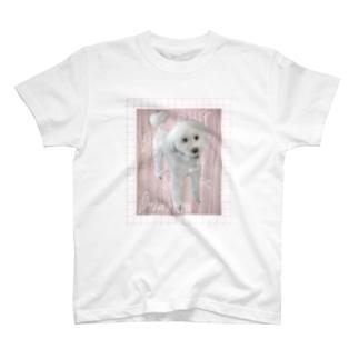 ともだちの犬 T-shirts