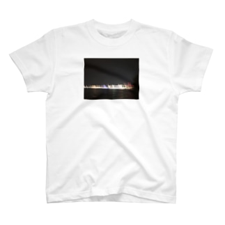 対岸線 T-shirts