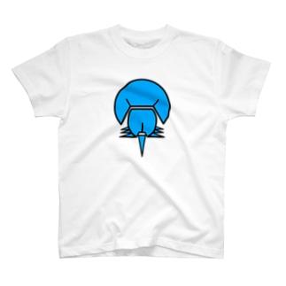カブトガニTシャツ T-shirts